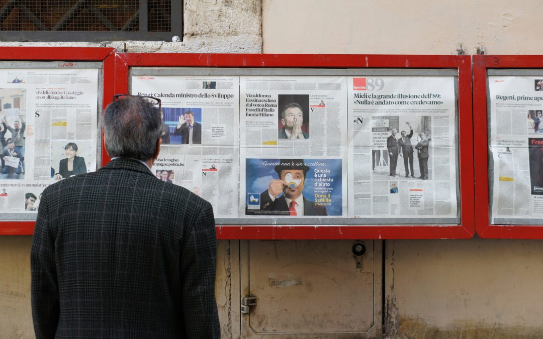 Manipulation and Disinformation: AI-driven Personalisation in the Media