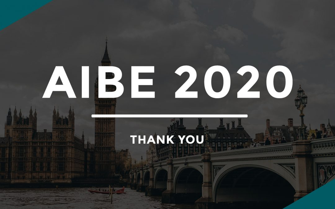 AIBE 2020, what's next?